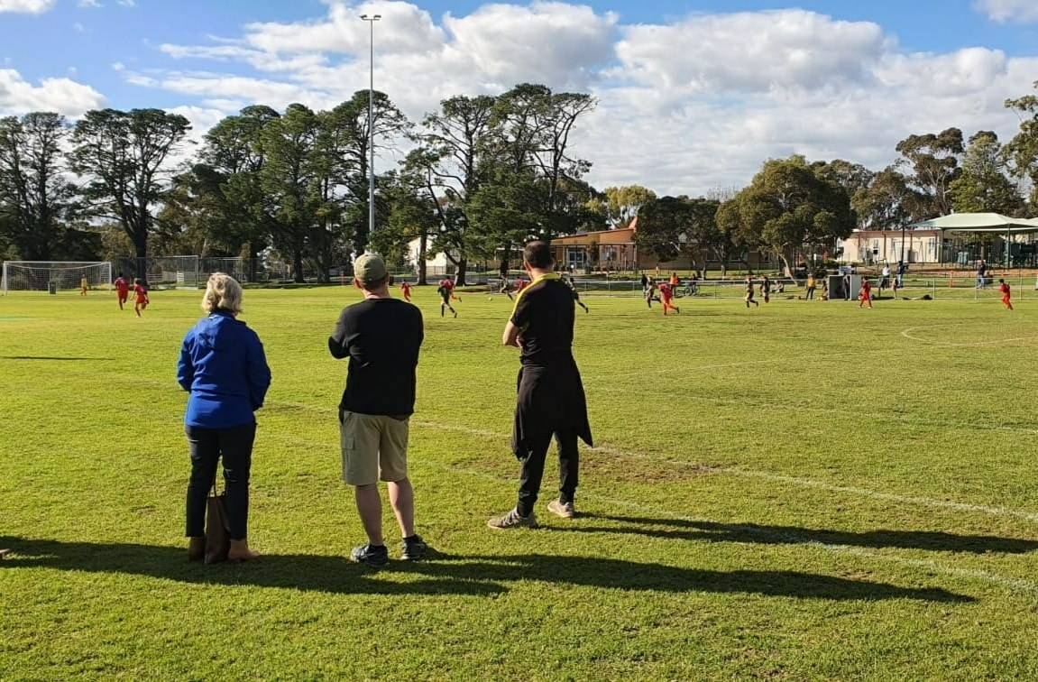 Fighting For McGilp Oval / McGilp Recreation Park Upgrade