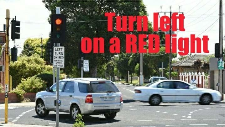 Turn Left on Red Community Survey