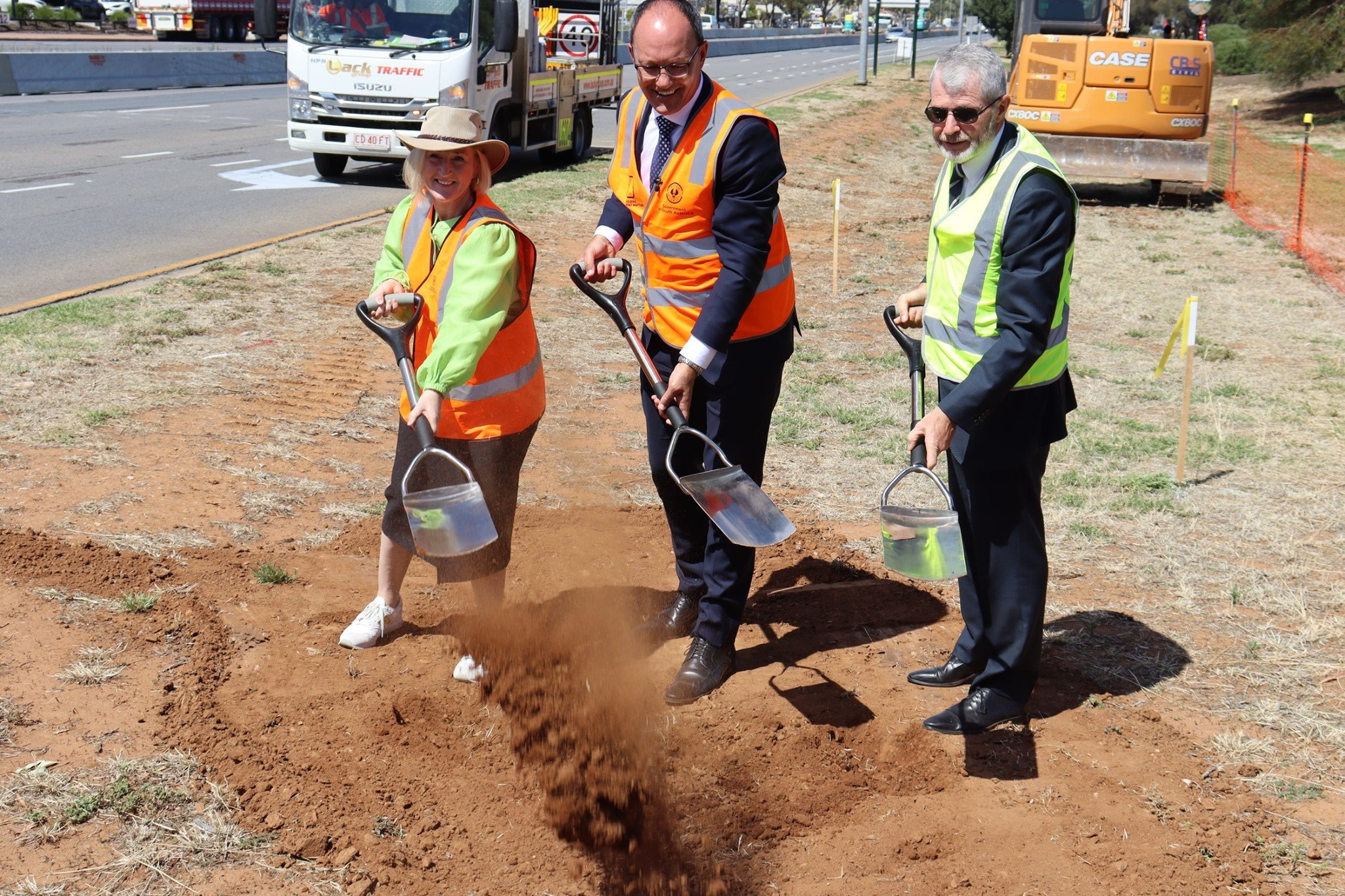 Main North Road, Kings Road and McIntyre Road Intersection Upgrade